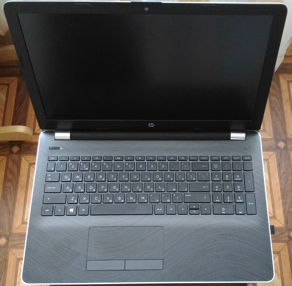 HP Notebook - 15-bw036ur